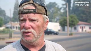 Retired firefighter says Lakeport fire the worst he's seen thumbnail