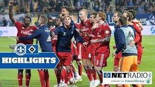Die HSVnetradio-Highlights gegen den SV Darmstadt 98 | 2018/19