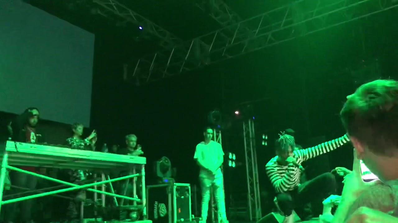 XXXTentacion - Floor 555 (Live at Club Cinema in Pompano ...