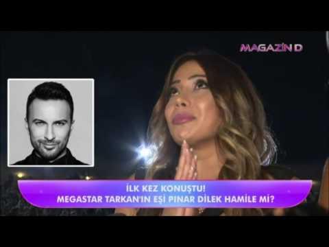 Tarkan'ın Eşi Pınar Dilek İlk Kez Konuştu | Magazin D