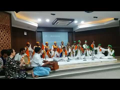 Patriotic Qawwali got 2nd position in Zonal Competition 2018