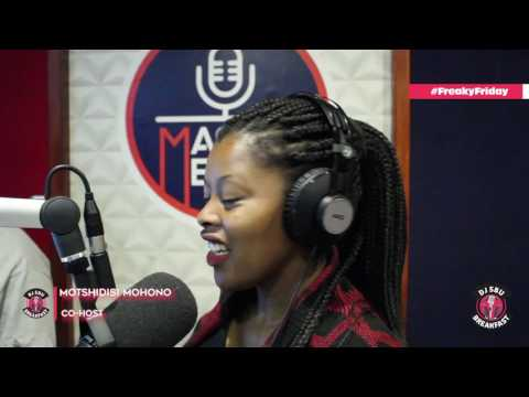 Naaqmusic and Brenden Praise talk Millions and finding love through music