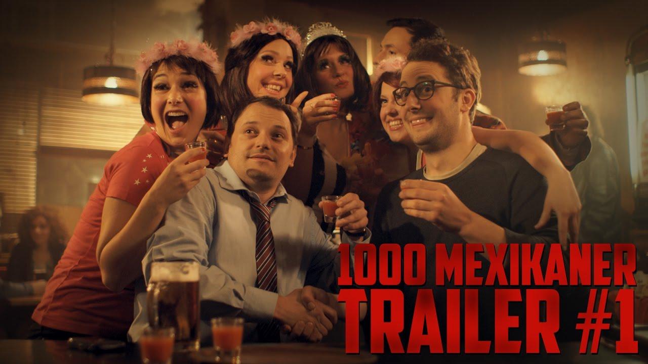 1000 Mexikaner - TV Teaser