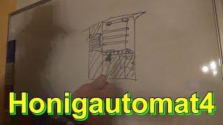 Honigautomat selber bauen 4 - DIY