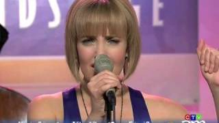 Sophie Milman - Take Love Easy - Canada AM May 6 2009
