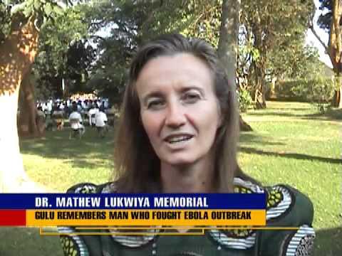 Remembering Dr. Matthew  Lukwiya