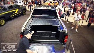 2014 SEMA show: Chevrolet Silverado High Desert concept