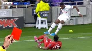 UNFORGETTABLE RED CARDS IN FOOTBALL