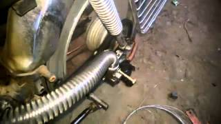 supercharger in two wheeler mechanical engineering projects @ Embedded Innovation Lab