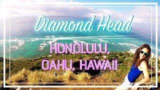 The Hike you MUST do on Oahu - DIAMOND HEAD