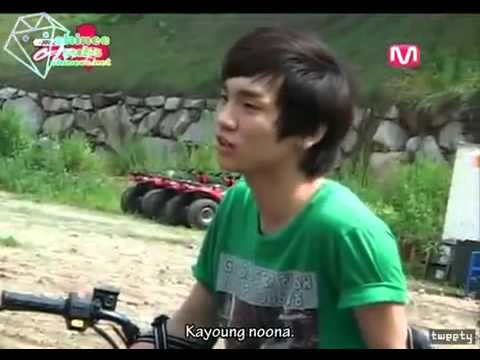 [ENG SUB] SHINee Yunhanam Reality Show Episode 1 (1/2)
