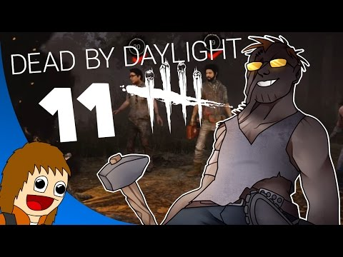 Dead by Daylight: Shift into the Trap - Part 11 (w/ The Derp Crew)