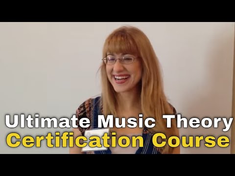 Music Theory Certification Course - Teacher Training