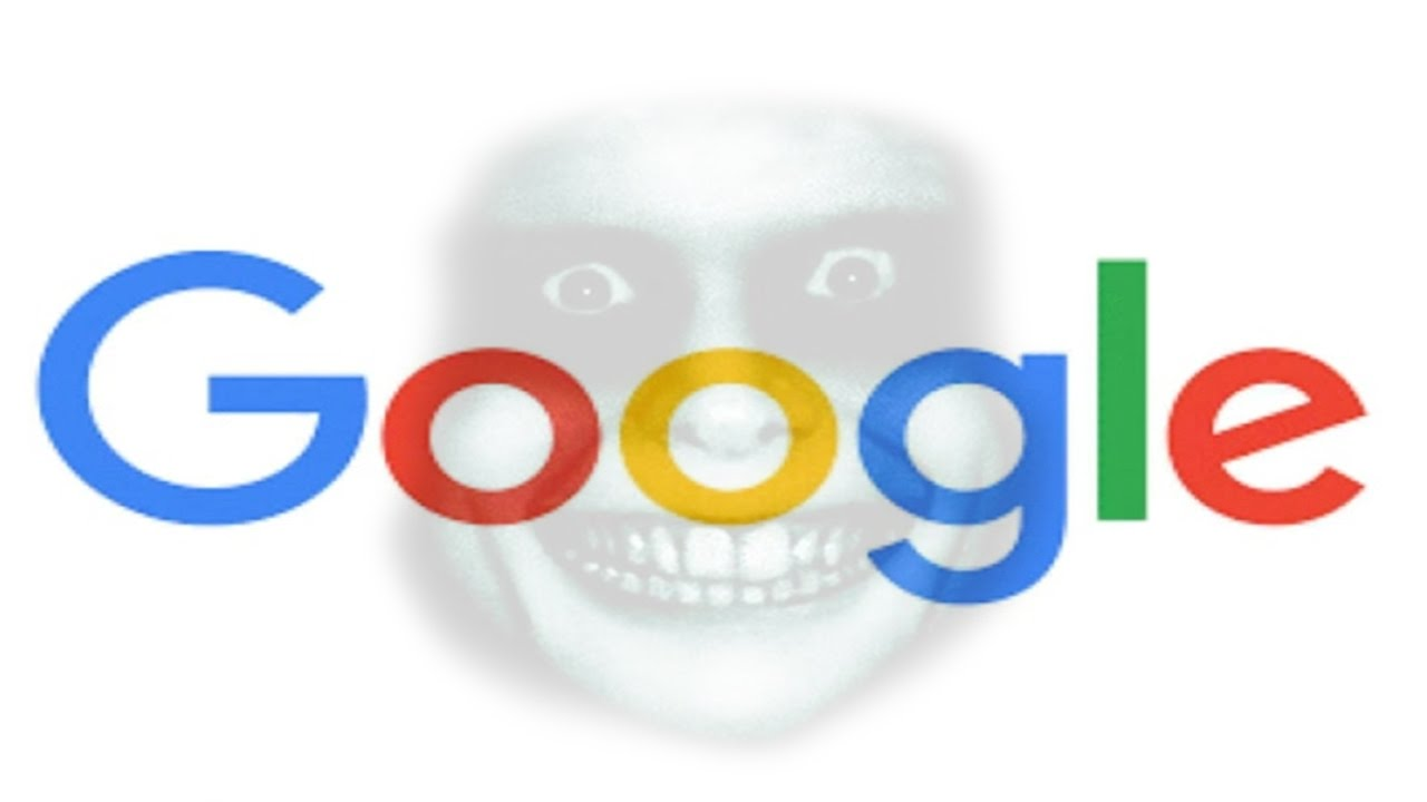 Google: GOOGLE BECAME A HORROR GAME!? -Google.exe (Exe Horror Game