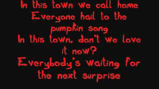 Repeat youtube video Soul Eater - This is Halloween Lyrics