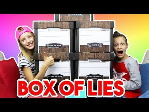 Thumbnail: BOX of LIES