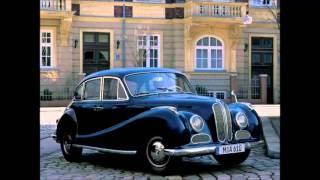 1954 BMW 502 V8