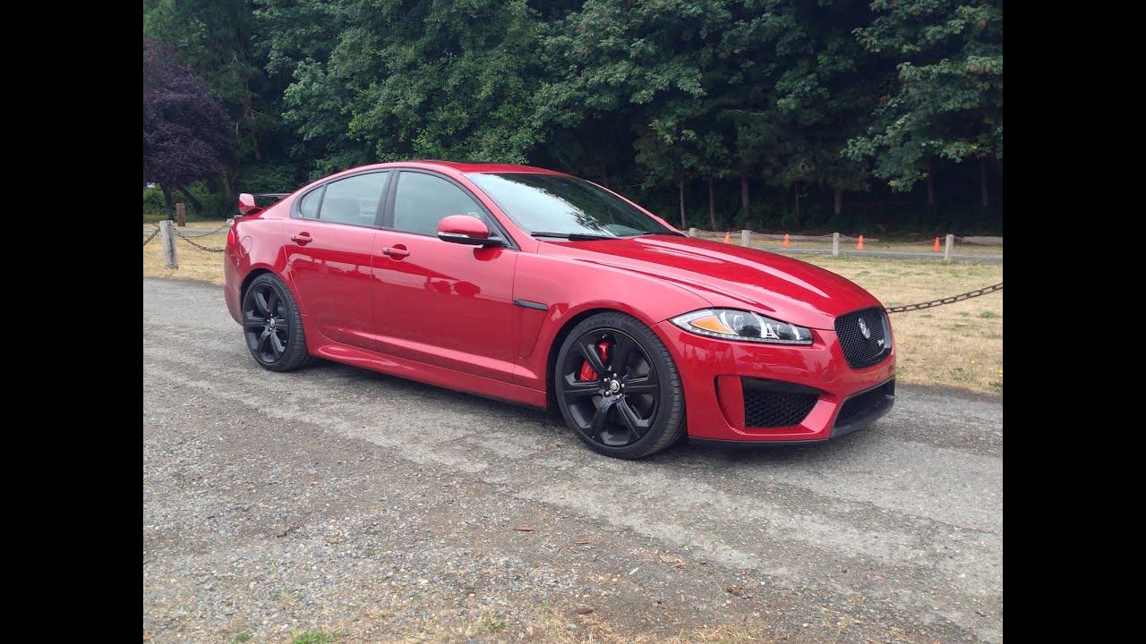 2015 Audi RS 7 vs 2015 Jaguar XFR-S - AutoGuide.com News
