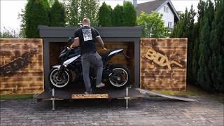 Motorradgarage FoxBox