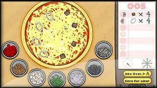 Papas Pizzeria - Game Walkthrough (1-7 days)