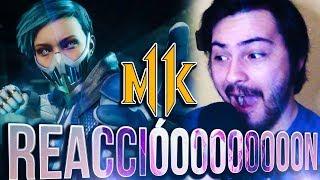 FROST es Revelada en Mortal Kombat 11 - REACCIÓN