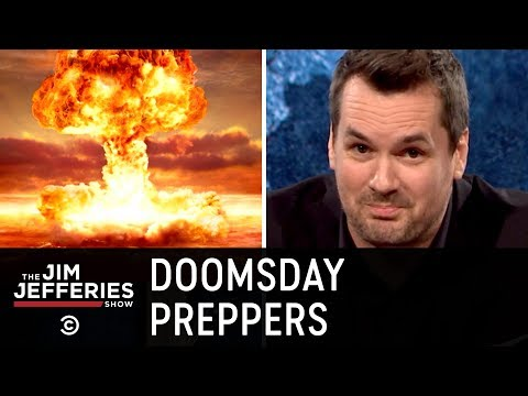 Doomsday Prepping Through the Years - The Jim Jefferies Show