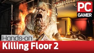 Killing Floor 2 gameplay — Hell on Earth difficulty [60fps]