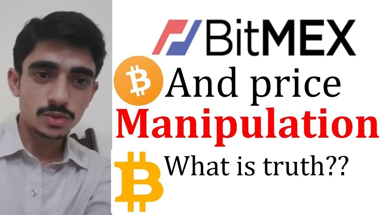 Is bitmex manipulating Bitcoin's market ??? How and when manipulation  happens ???      Urdu/Hindi