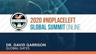 Dr. David Garrison (Global Gates) - #2020NPLSummit