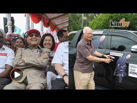 Najib 'Raja Troll'? Dia cari simpati orang, kata Dr M