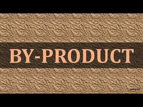 DIFFERENCE BETWEEN JOINT PRODUCT AND BY PRODUCT