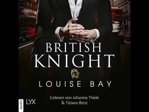 British Knight YouTube Hörbuch Trailer auf Deutsch
