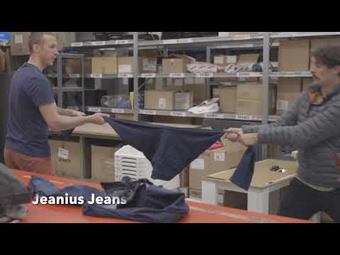 Alpkit Jeanius Jeans - A Thorough Testing