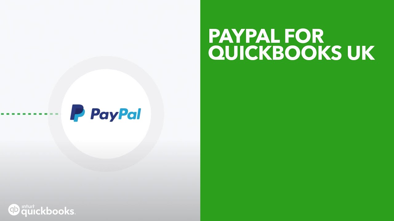 paypal for quickbooks youtube