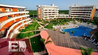 Inauguran en Campeche el complejo turístico, Aak Bal/ Darío Celis