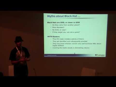 Bruno Oliveira and Jibran LLyas | If Black Hats always win, why is Albert Gonzalez in prison
