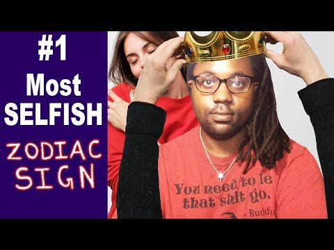 The NUMBER ONE Most Selfish Zodiac Sign [Lamarr Townsend Tarot] [Horoscope For Today]