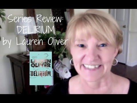 Audiobook Review: Delirium Series by Lauren Oliver