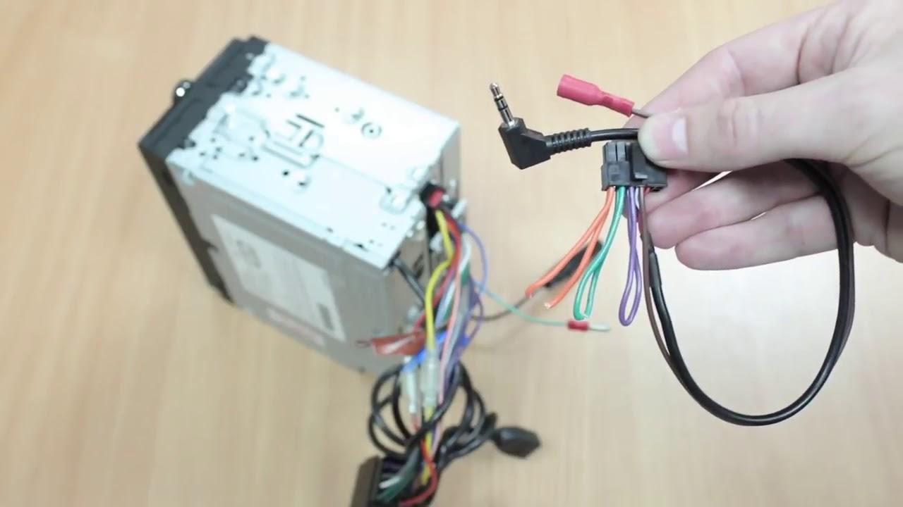 Conecta los Controles del Volante Honda Civic Adaptador de Cable est/éreo para Coche