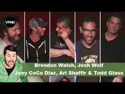 Brendon Walsh, Josh Wolf, Joey CoCo Diaz, Ari Shaffir & Todd Glass   Getting Doug with High