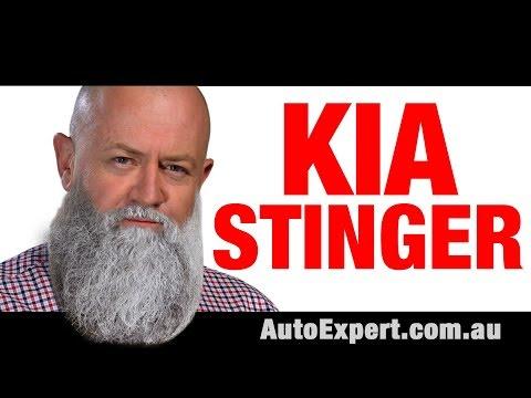 2018 Kia Stinger Review: Should you buy one? Auto Expert John Cadogan | Australia