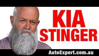 2018 Kia Stinger Review Should you buy one Auto Expert John Cadogan Australia