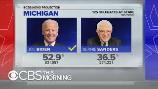 What do Biden's wins mean for the Sanders campaign's future?