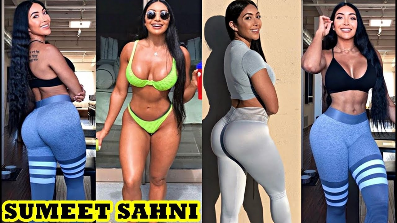 Sumeet Sahni Fitness Babe The Best Ass Workout Ever