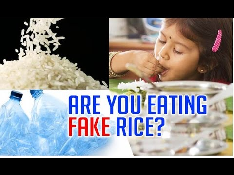 How exactly to Identify Fake Grain of rice at home