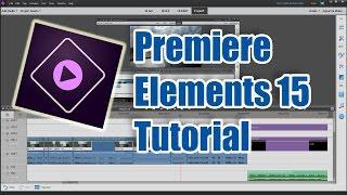 Video Premiere Elements 15 Tutorial - Slow Motion Video download MP3, 3GP, MP4, WEBM, AVI, FLV Mei 2018