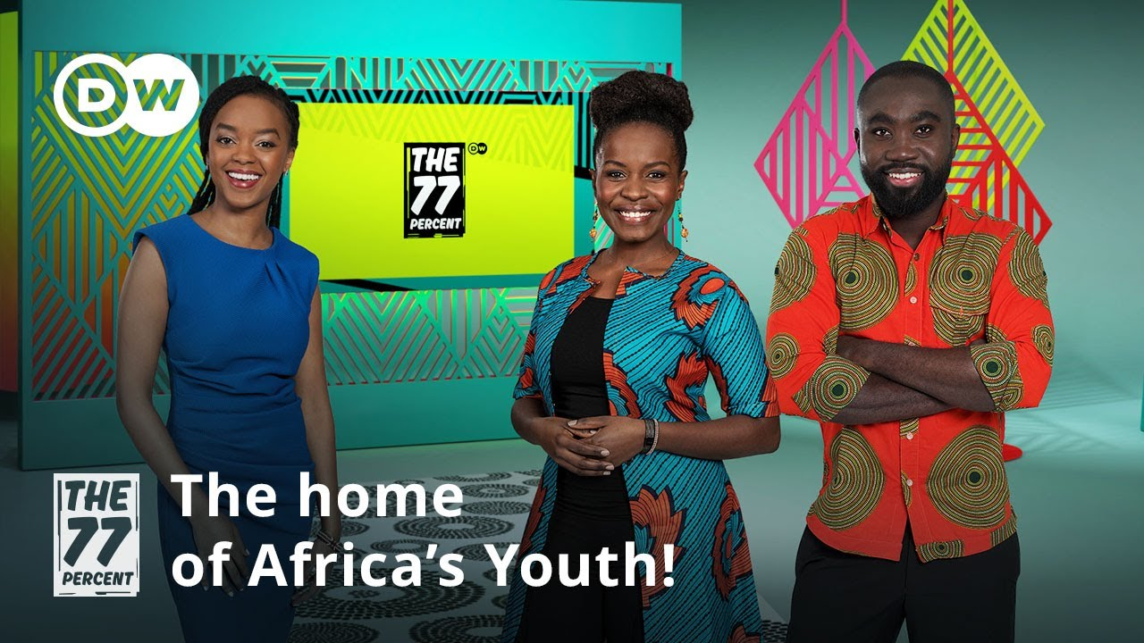 The 77 PERCENT | The platform for Africa's Youth: To Share With Your Teenagers.