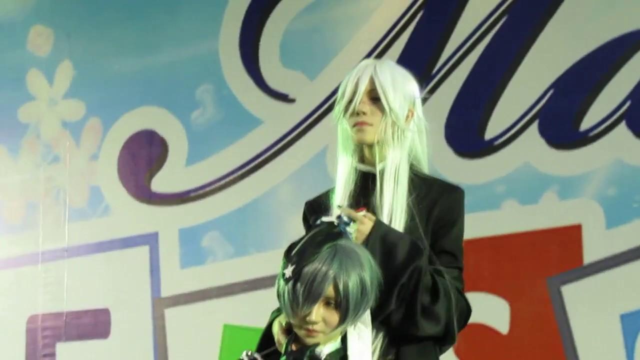 Download Manga Festival 2017 (Sun) - Hakken & Hikarin performance