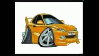 Caricaturas De Carros