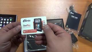 видео Обзор планшета Ritmix RMD-1026